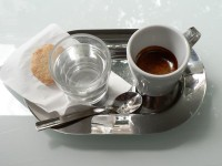 Yirgacheffe/Äthiopien im Caffè A Casa, Servitengasse 4A, 1090 Wien