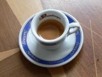 Espresso Passalaqua Harem im radlager, Wien