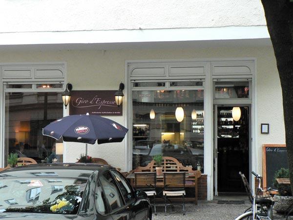 Espresso berlin